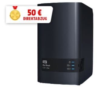 WD-NAS-My Cloud-EX2-Ultra
