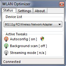 WLAN-Optimizer