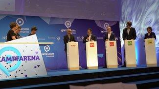 Die Ergebnisse der Wahlkampfarena: eSport soll olympisch werden