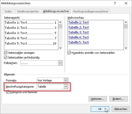 Word-tabellenverzeichnis-einfuegen