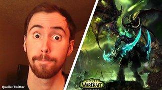 World of Warcraft-Streamer aus unbekannten Gründen gesperrt