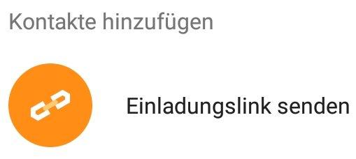YouTube Kontakte hinzufügen Einladungslink