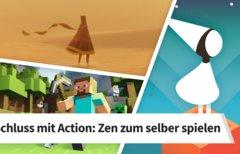 Zen-Games: 9 Spiele zum...