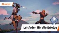 Absolver: Alle Trophäen und Erfolge – Leitfaden für 100%