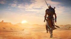 Assassin's Creed - Origins: Das Spiel wird gigantisch groß