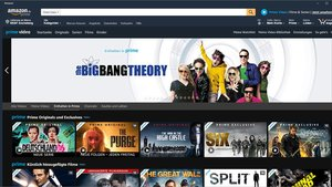 Amazon-Prime-Video-App für Windows