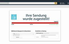 Amazon: Artikel nicht erhalten...