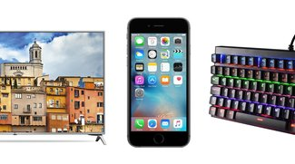 Angebote am Sonntag: USB-C-Flash-Drive, iPhone 6s, LG-TV