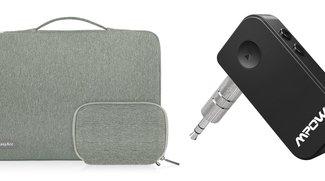 Blitzangebote: Bluetooth-Empfänger, MacBook-Tasche und Akkus günstiger