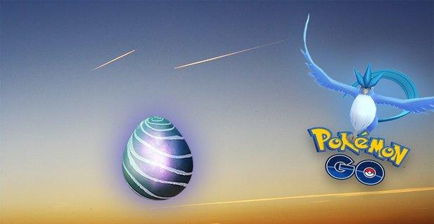 Pokémon GO: Arktos kontern, besiegen und fangen