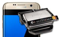 Blitzangebote: Galaxy S7 EDGE, 65 Zoll TV, Bluetooth-Grill und mehr heute günstiger