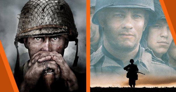 """Call of Duty - WWII: Soll das """"Saving Private Ryan"""" der Games-Branche werden"""