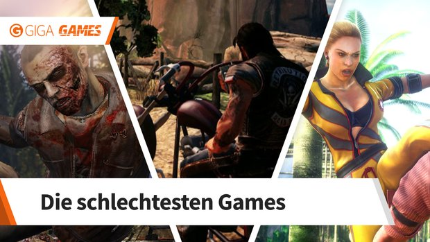 Die 20 schlechtesten Games laut Metacritic-Wertung