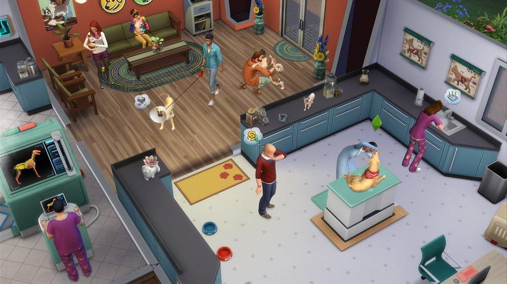 Die Sims 4 Berufe Karriere Und Jobs Im Detail