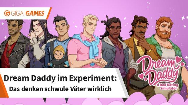 Das Dream-Daddy-Experiment: Was denken schwule Väter wirklich über die Dating-Sim?