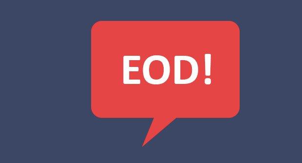 Was bedeutet EOD? (Chat, IT, Technik)