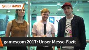 Das waren die Highlights und Enttäuschungen der gamescom 2017