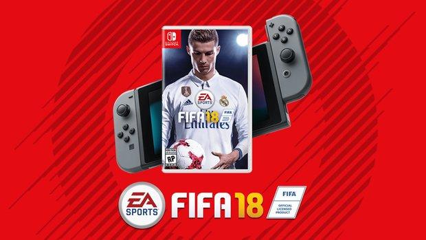Electronic Arts: Ist FIFA 18 auf der Switch erfolgreich, kommen mehr EA-Titel