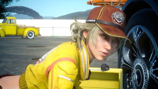Final Fantasy 15: Neue Story-Inhalte angekündigt