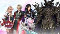 Final Fantasy Brave Exvius: Verstärkung aus NieR Automata