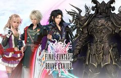 Final Fantasy: Mann gibt über...
