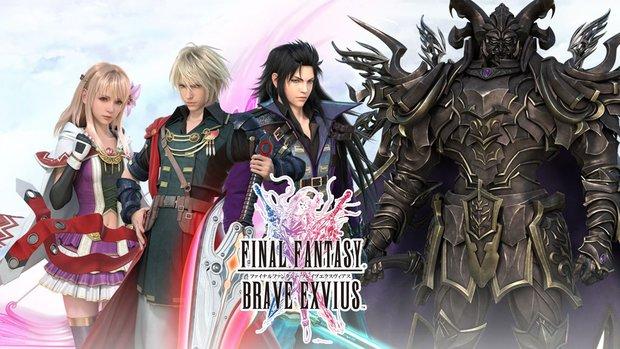 Final Fantasy Brave Exvius: Erneutes Crossover mit Ariana Grande