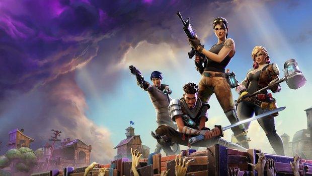 Fortnite: 10 Millionen Spieler im Battle-Royale-Modus
