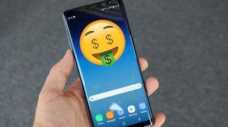 Galaxy Note 8 zu teuer? 7 + 1 Dinge, die ihr euch stattdessen kaufen könnt