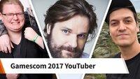 gamescom 2017: Diese deutschen YouTuber sind auf der Messe
