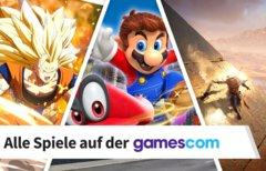 gamescom 2017: Diese Spiele...