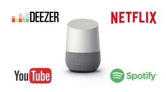 Womit ist Google Home kompatibel? (Dienste & Apps)