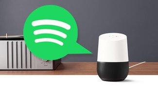 Google Home mit Spotify verbinden – so geht's
