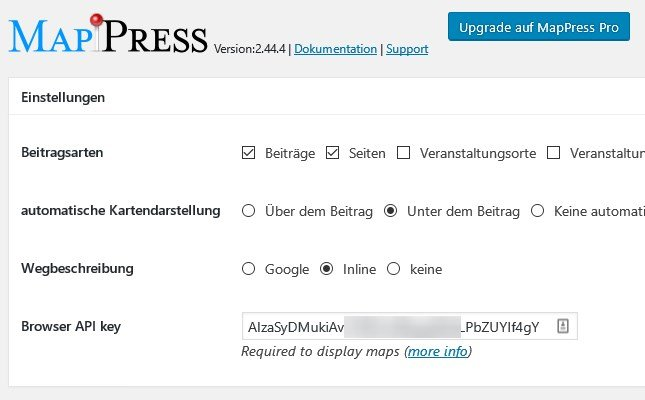 google-maps-api-key-plugin