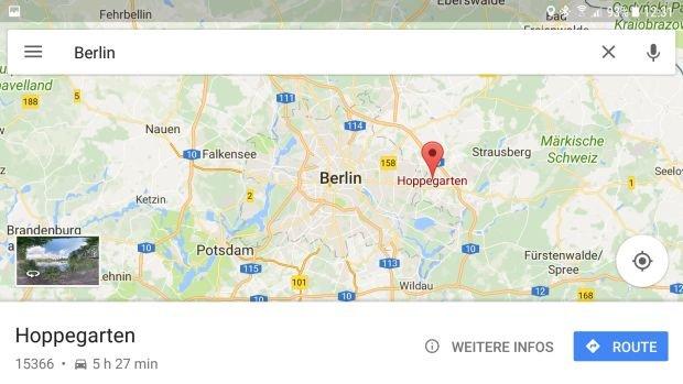 google-maps-oeffenen-app