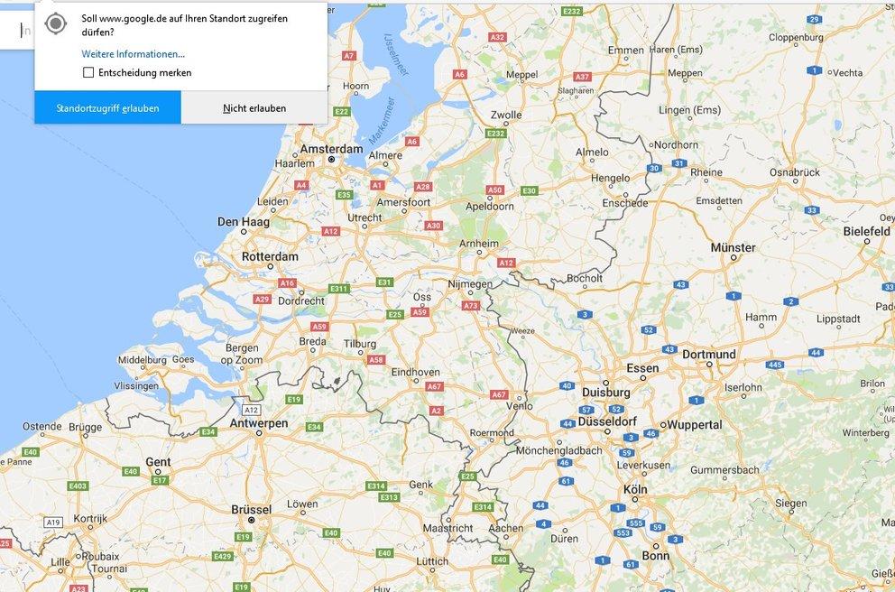 google-maps-oeffenen-browser