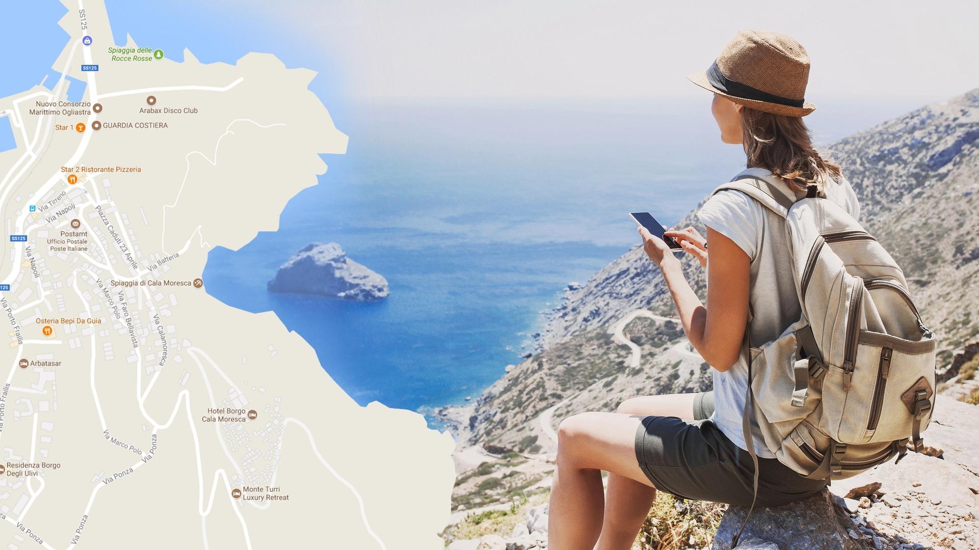 Entfernungsmesser Maps : Google maps karte erstellen mit mymaps u so geht s