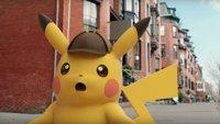 Meisterdetektiv Pikachu in der Vorschau: Grips statt Donnerblitz einsetzen