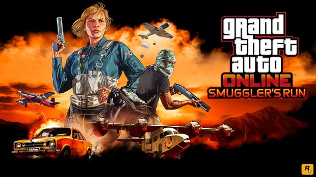 GTA Online: Großes Update Smuggler's Run ist da