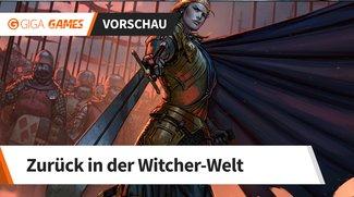 Gwent: So viel kannst du in der frei begehbaren Welt des Witchers entdecken