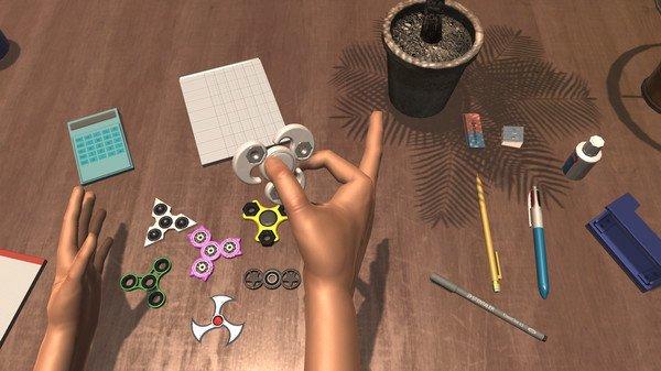 hand simulator 1
