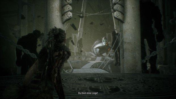 Hellblade - Senua's Sacrifice: Endkampf und geheimes Ende freischalten
