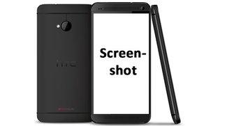 Wie macht man auf HTC-Smartphones einen Screenshot?