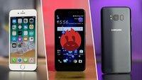 Top 10: Die aktuell schnellsten Smartphones der Welt