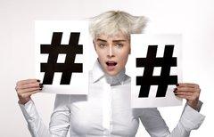 Happy Birthday, Hashtag! Warum...