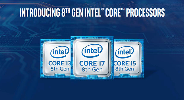 Intel Kaby Lake Refresh / Coffee Lake