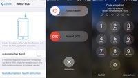iOS 11: So schützt die SOS-Funktion eure Daten vor Fremden