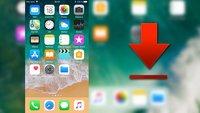 iOS 11 ist da! Download und Installation, so gehts