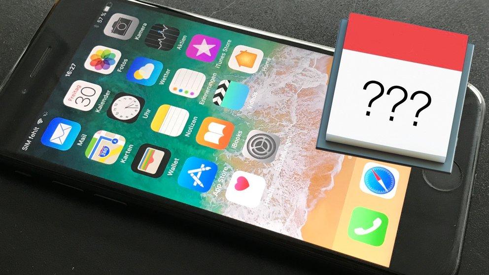 Release-Termine: Wann erscheinen iOS 11 und macOS High Sierra?