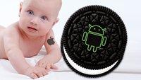 Süße Verführung Android Oreo? Nicht für iPhone-Nutzer!