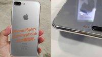 iPhone 7s Plus: Erster Design-Dummy mit Glasgehäuse